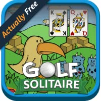 Golf Solitaire Cartoons