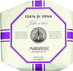 Pasticceria Marabissi Torta Fichi e Noci, Panforte mit Feigen und Walnüssen 100g.