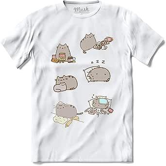 100/% Cotone Organico Social MUSH T-Shirt Banksy Queen