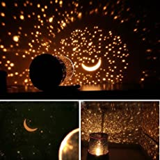 Samplus Mall Amazing Star Master Home LED Starry Sky Night Light Cosmos Master Projector