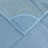 Paño de microfibra para la cocina en azul/profesional paño de limpieza/Lavado sin productos químicos/paños de cocina/lavable