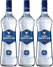 Wodka Gorbatschow 37,5% Vol. (3 x 0.7 l)