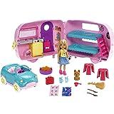 Barbie FXG90 Chelsea Camper Speelset