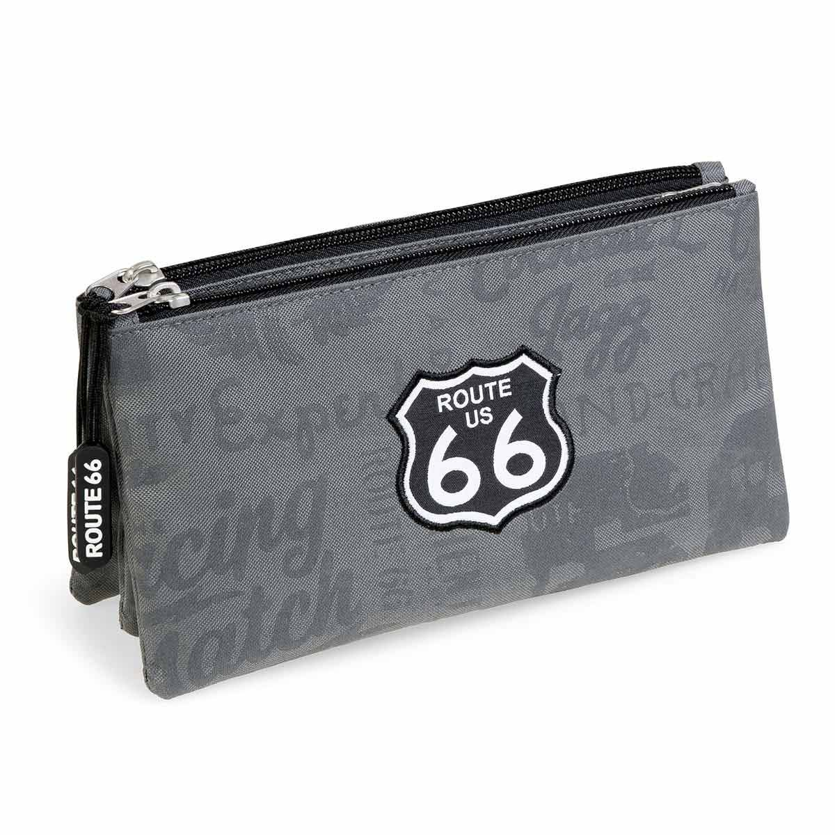 Estuche Triple Route 66 by DIS2