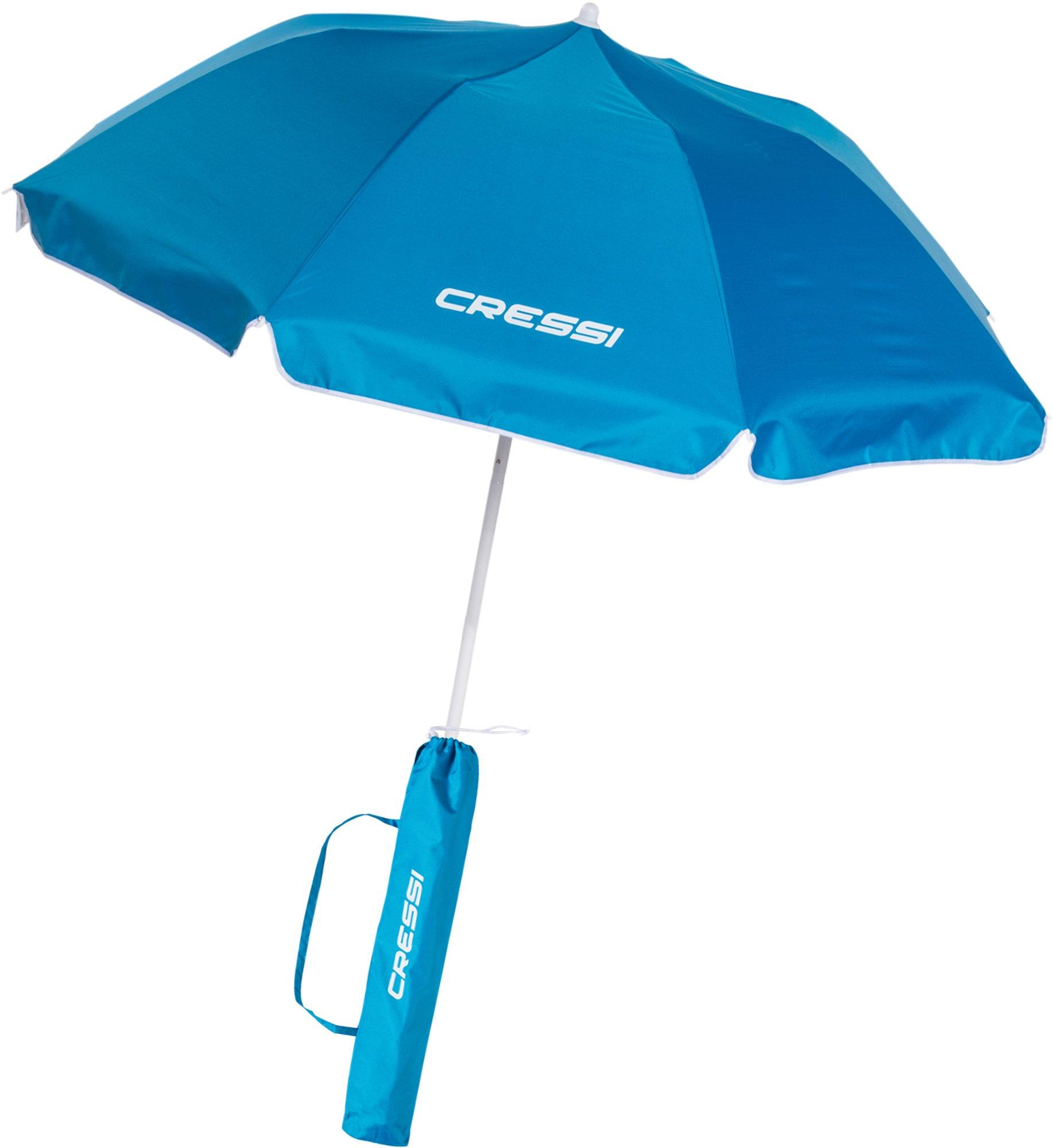 Cressi Premium Beach Umbrella Portable with Folding 2