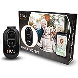 Easy Finder di PAJ GPS - Localizzatore GPS per bambini, anziani, persone con demenza - 5 giorni di durata della batteria (10