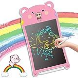 GUYUCOM Tableta de Escritura LCD, Tablero de Dibujo Electrónico de 8.5 Pulgadas,Tablero de Escritura Colorido Mejorado con lá