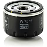 MANN-FILTER Oliefilter W 75/3 – voor auto's en bedrijfsvoertuigen