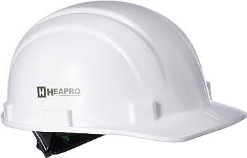 HeaPro SD Safety Helmet, White