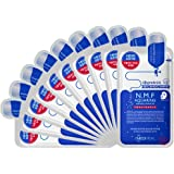 MEDIHEAL N.M.F Aquaring Ampoule Mask Pack of 10