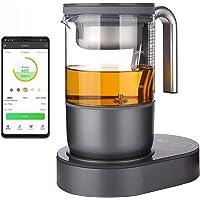 Qi Aerista Teebrüher   preisgekrönter Teebereiter   Smart Teeautomat   9 automatische Brühprogramme   App   Tee…