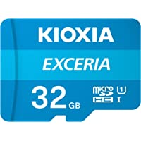 Kioxia LMEX1L032GG2 32GB Exceria U1 Class 10 microSD