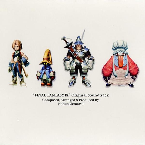 FINAL FANTASY IX Original Soundtrack by Various artists on Amazon Music -  Amazon.co.uk