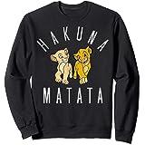 Disney Lion King Simba Nala Hakuna Matata Sweatshirt