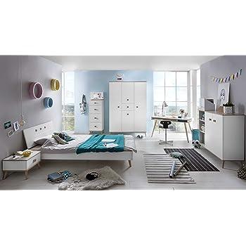 Jugendzimmer komplett set kinderzimmer schlafzimmer m bel ferdy i k che haushalt - Jugendmobel rauch ...