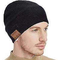 seenlast Cappello Bluetooth Beanie, Berretto Musicale Bluetooth 5.0 Cuffia Senza Fili con Altoparlanti, Cappello Caldo…