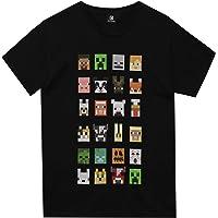 Minecraft T-Shirt per Bambino