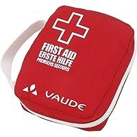 VAUDE Bike Essential Trousse de Premiers Secours pour Le Sport Cycliste Mixte Adulte, Red/White