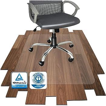 Büro & Schreibwaren Profi Bodenschutzmatte Transparente Für Teppichböden 150 Cm X 120 Cm ZuverläSsige Leistung