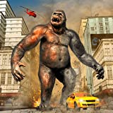 Gorilla Rampage Angry Gorilla Attack City Smasher Giant Monster