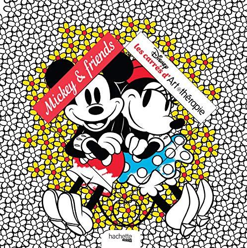 Mickey & Friends: Les Carrés Art-thérapie