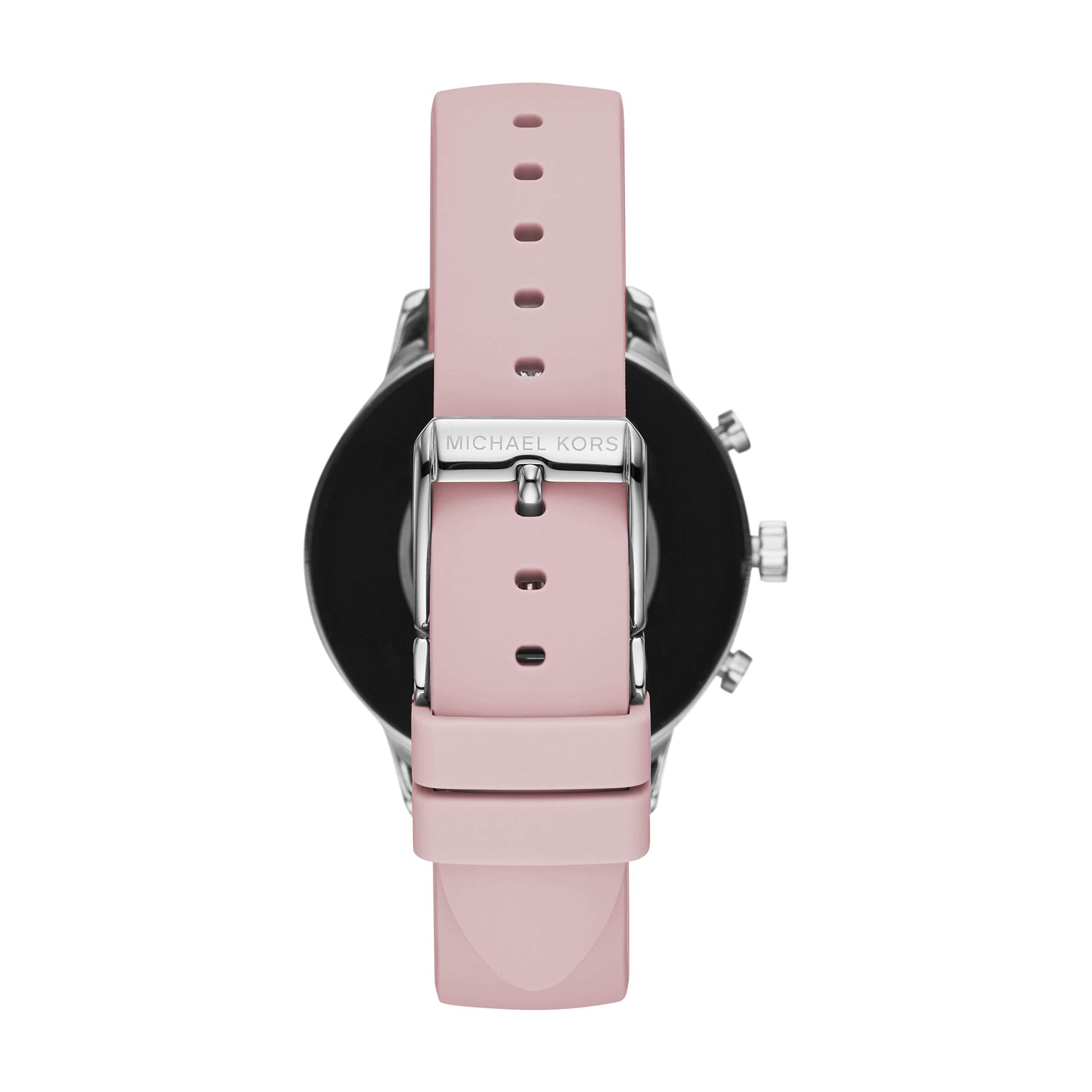 Michael Kors Reloj Mujer de Digital con Correa en Silicona