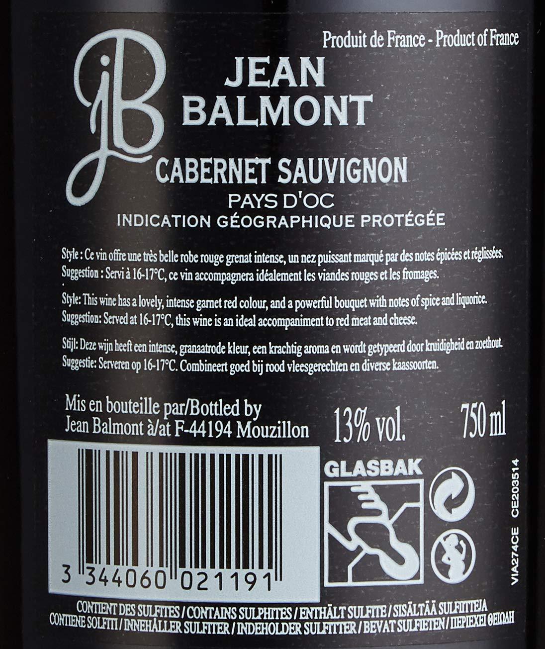 Jean-Balmont-IGP-Pays-dOc-Cabernet-Sauvignon-6-x-075-l