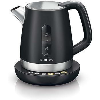 Philips HD9380/20 Bollitore con controllo digitale della temperatura -Avance Collection -