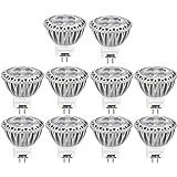 AGOTD Ampoules LED Spot GU4 Led 12V AC/DC 3W Lampe, 35X38mm(1.38x1.50 inch), MR11 Eclairage, Petite Mini Spot Lumiere 3 Watt