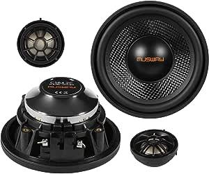Musway Csb4 2c 10 Cm Komponenten Lautsprecher Mit 120 Elektronik