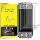 JETech Skärmskydd Kompatibelt med Nintendo Switch Lite 2019, Hög Kvalitet Härdat Glas Film, 3-Pack