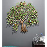 MICROTEX Big Hanging Metal Beautiful Tree for Your Room, Hall Wall Hanging Home décor (37X2X37 inch)