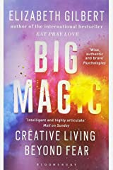 Big Magic: Creative Living Beyond Fear (Ome a Format) Paperback