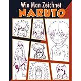 Naruto wie man zeichnet: Naruto zu zeichnen Schritt für Schritt