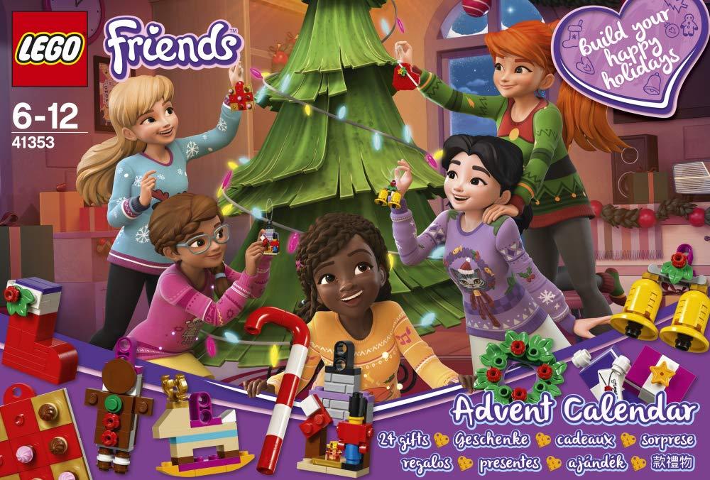 Lego Friends Calendario dell'Avvento, 41353 5 spesavip