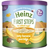 Heinz Baby Tub and Scoop Oat and Banana Multigrain Cereal, 240 g