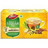 Dabur Vedic Suraksha Black Tea- 25 Tea Bags