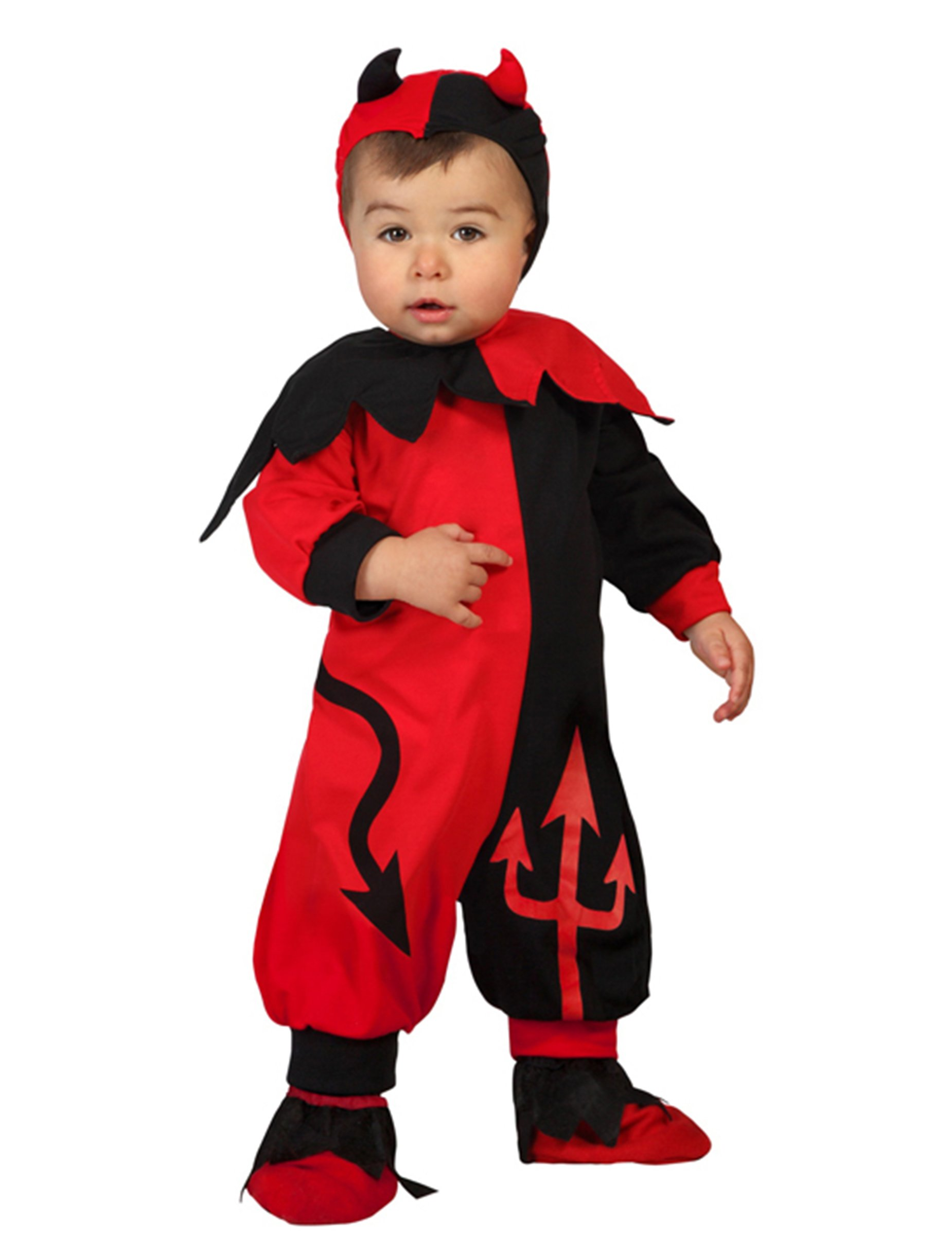 Disfraz de Demonio para Bebés – Atosa