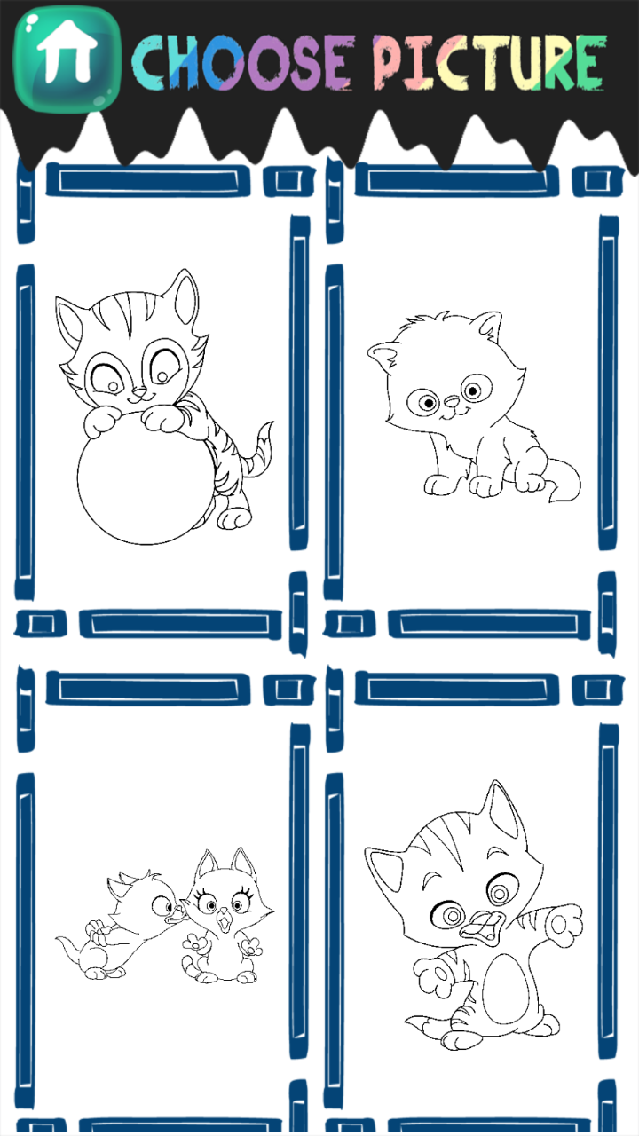 Kitty Ausmalbilder: Amazon.de: Apps für Android
