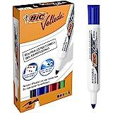 Bic Velleda Whiteboard Marker Set - Pack of 4 (Multicolour)