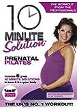 10 Min Solution Pre-Natal Pilates izione: Regno Unito] [Import italien]