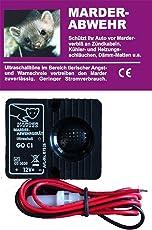 STOP & GO Marderschutz Marderschreck Ultraschallgerät Standard 12 Volt 07535