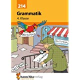 Grammatik 4. Klasse: Einfache Wortarten und Satzglieder (Sprachbetrachtung), Übungsprogramm mit Lösungen für die 4. Klasse (V
