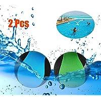 MAKFORT 2 Pcs Balle rebondissante d'eau de pour la Piscine et la mer Jeu de Sports Aquatiques d'amusement pour…