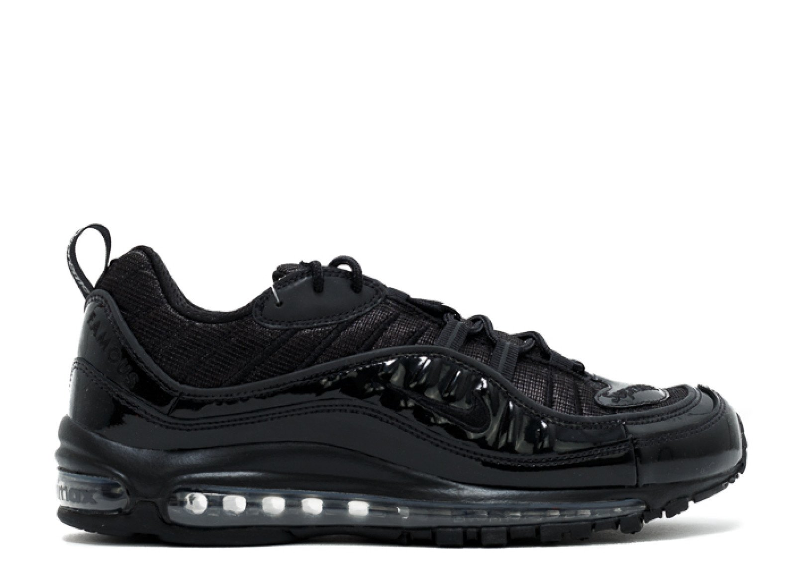 714D9mXX9uL - Nike Men's Air Max 98 / Supreme Running Shoes