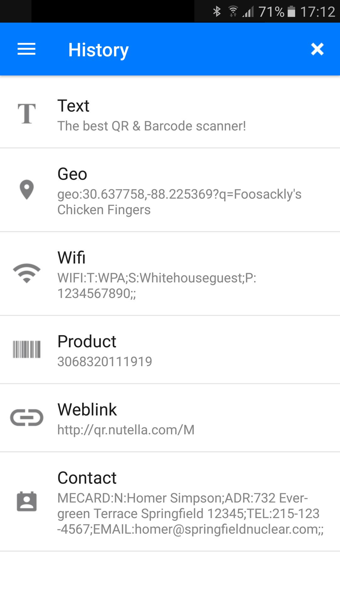 Barcode Scanner Amazon