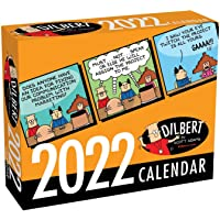 Dilbert by Scott Adams 2022: Original Andrews McMeel-Tagesabreißkalender [Kalendar]