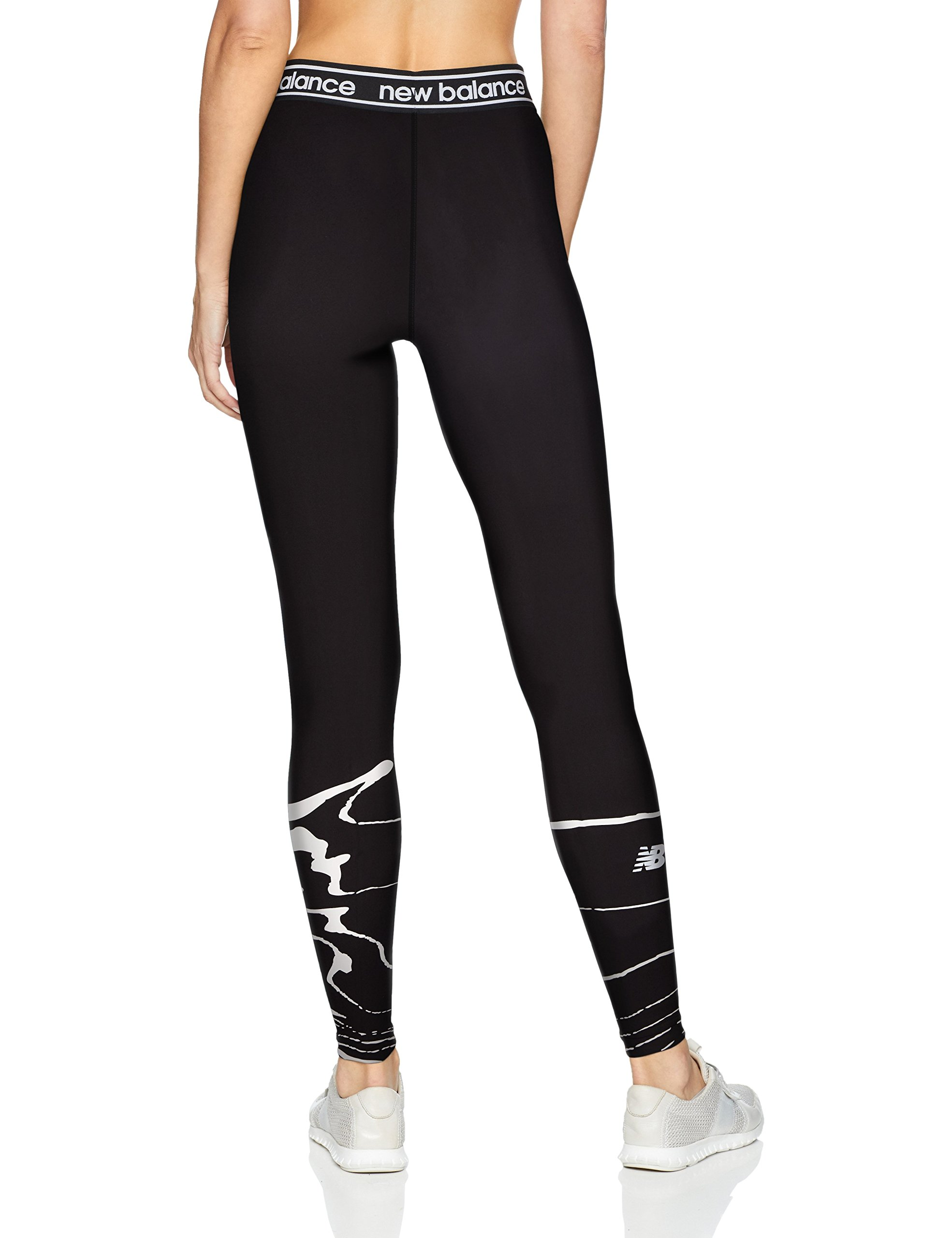 714DovQGLaL - New Balance Women's Printed Accelerate Tight