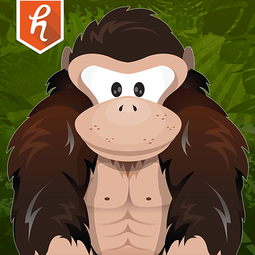 Gorilla Workout : Fitness Aerobic Strength and Exercise Trainer Program on a Budget