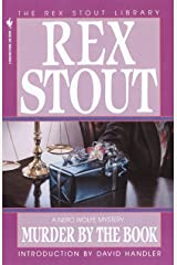 Murder by the Book (Nero Wolfe) Paperback